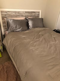 Bed + mattress + box spring Mc Lean, 22102