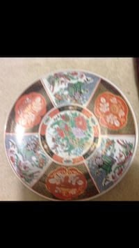 China plates, $17.00 each Fairfax, 22033