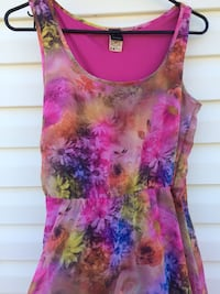 High Low Floral Dress Calgary, T1Y 2W8