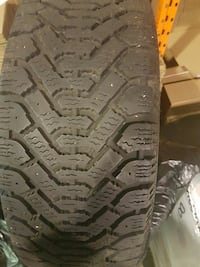 215 60 R15 Goodyear Nordic (4 tires) Pickering, L1V 6Y8