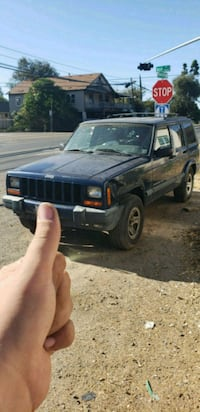 Jeep - Cherokee - 2000 French Camp, 95231