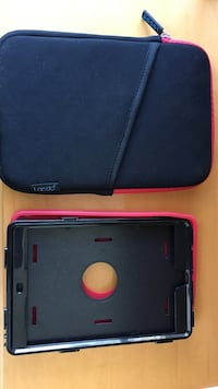 iPad mini 4 cases - a set of cases, very durable, Bought at Amazon and rarely used.