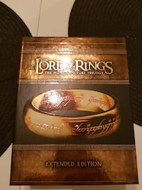 The Lord of the Rings Trilogy - Blu-ray Jessheim, 2050