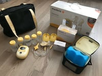 Medela Freestyle Double Electric Breast Pump (Very New Condition) Toronto, M5T