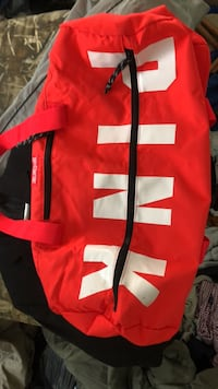 red and black zip-up jacket Evington, 24550