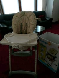 Adjustable baby high chair Daly City, 94014