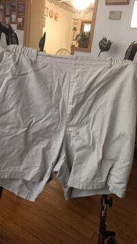 Ladies size 22 tan shorts