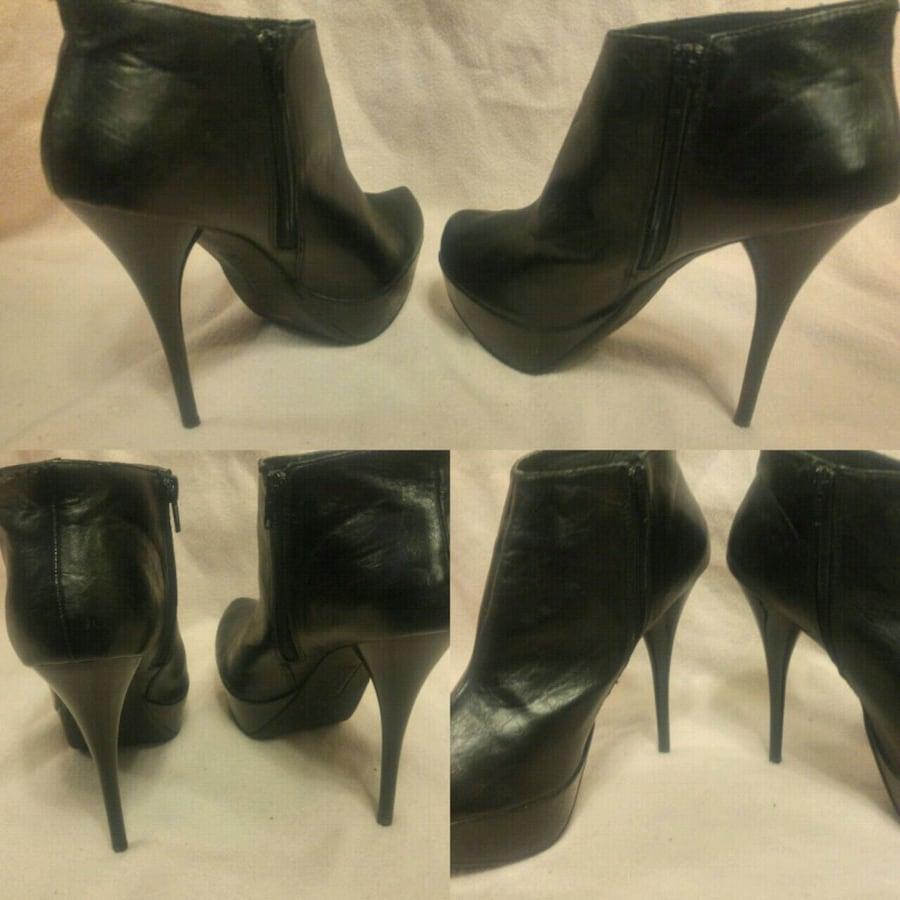 Short Boot size 10