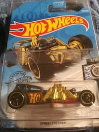 Street creeper super treasure hunt hotwheels