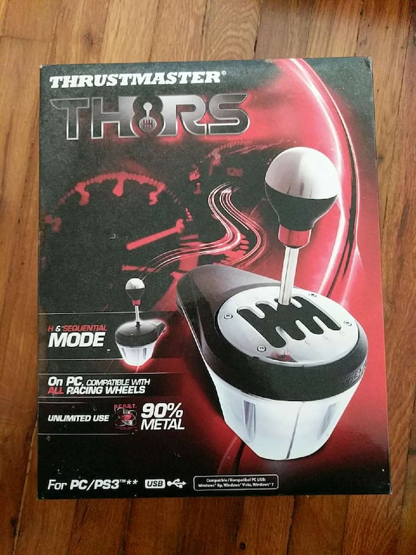 Thrustmaster TH8RS Shifter