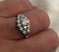 Diamond Ring 14K Austin, 78704