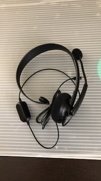 Headset for playing  video games