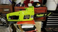 green Poulan chainsaw Washougal, 98671