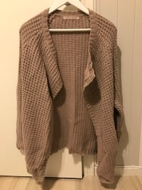 Strikket cardigan fra custommade Brumunddal, 2380