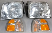 Headlights for Ford Explorer 2003  Waterford, 48329