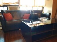 coffee table, move out sale, pick up only Edmonton