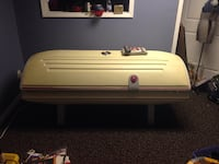 Tanning bed/ sunquest pro 24rs