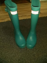 Kids Hunter Boots Size 1