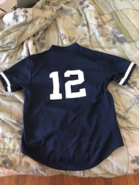 black and white NFL jersey Revere, 02151