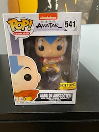 Avatar Aang on Airscooter Funko Pop Markham, L3R 1C1