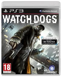 Watch Dogs per PS3 Come Nuovo