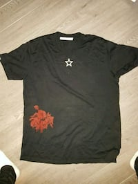 black rose cathedral Givenchy tee Richmond