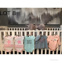 Baby Girl Size 6 Months Clothes  Katy, 77493