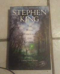 "Stephen King's ""The Wind Through The Keyhole"" Toronto, M2N 1E5"