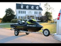 Supercharged '13 Sea-Doo RXT-X260 Jet Ski..ACCEPTING REASONABLE OFFERS
