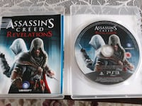 Ps 3 ASSASSINS creed REVELATIONS