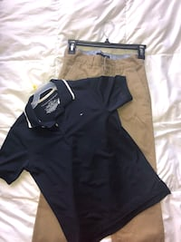 Tommy Hilfiger Boys Shirt/Slacks Size 8/10 Fairfax, 22030