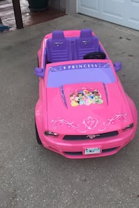Power Wheels Mustang (Disney Princess)