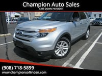 Ford Explorer 2014 Linden