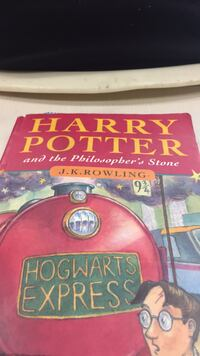 Harry Potter and the philosophers stone Toronto, M2M 3Y6