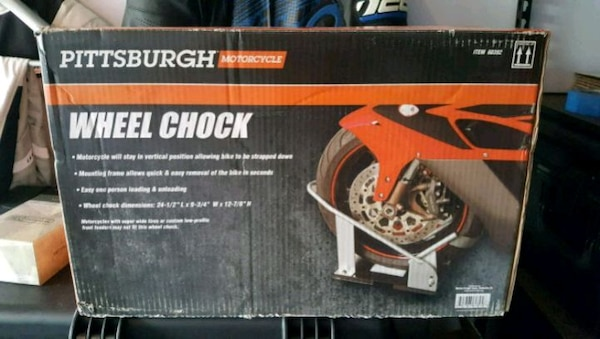 Motorcycle Bike Chock