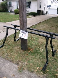 Ladder rack ror Ford F15p South Bend