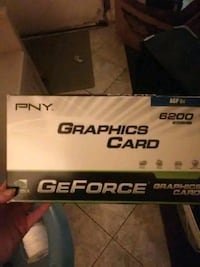 PNY graphics card 6200 G-Force Temple Hills, 20748