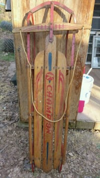 1950s Champion sled..great condition Elkview, 25071