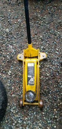 yellow and black metal tool Duncan, V9L 6W3