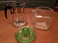 Vintage Glass Kitchenware Toronto, M4R 1X6