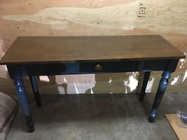 Sofa table or end table 25.00 each