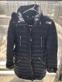 Fairly New Navy Blue Zara coat Toronto, M5V 0A2