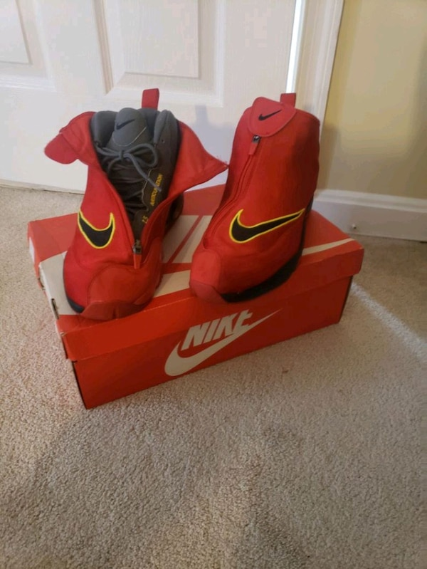 Air zoom flight the glove size 12