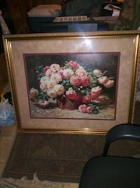 Beautiful roses in a copper tub by graves 28x35 St. Cloud, 56301