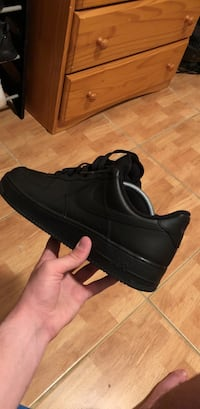black air force 1 size:9.5 Orlando, 32837