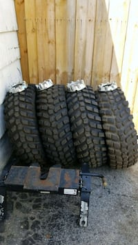 tires38 12.5 18 ford 8 lug Grand Haven, 49417