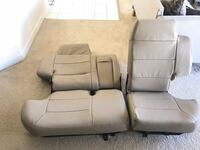Land Rover Discovery 1 upholstered seats  Herndon, 20170
