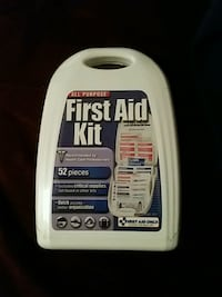 First Aid Kit New sealed make offer Watsonville, 95077