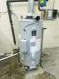 Gas hot water heater 120 gallons Springfield