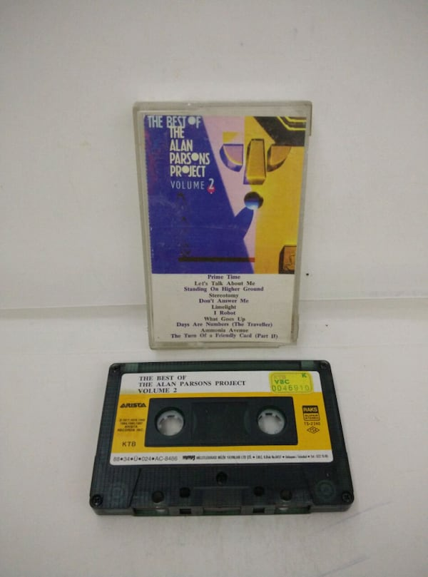 kaset the best of alan parsons project volume 2          c196090a-46fb-4f37-b150-8658861135dd